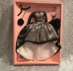 ULTRA RARE STARRY NIGHT DRESSMAKER DETAILS COUTURE BARBIE DRESS OUTFIT NRFB | eBay