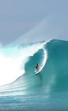 Craig Anderson's Swell of the Century Session in the Mentawais