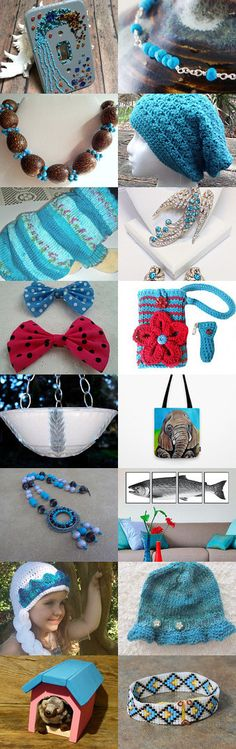 TURQ'ss by D' LaGrace on Etsy--Pinned with TreasuryPin.com