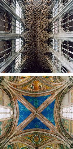 Heavenly Vaults: Photo Series by David Stephenson | Inspiration Grid | Design Inspiration