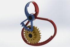Robot claw - Parasolid,STEP / IGES,STL,SOLIDWORKS - 3D CAD model - GrabCAD