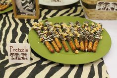 Jungle, Safari, Animals Baby Shower Party Ideas   Photo 14 of 19   Catch My Party