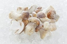 How to Freeze Mushrooms