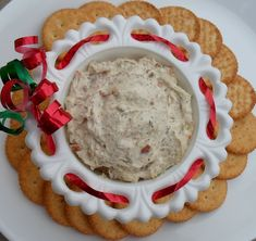 Dill is one of my favorite herbs and it's not a flavor you find in a lot of appy's, so I think this Bacon Dill Cheese Ball would be someth...