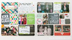 Project Life  |  End of the School Year  How to organize school projects at the end of the year and document them in #projectlife