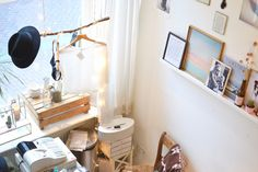 The Darling, Amsterdam. Sweet little concept store - Clothing, Vintage & New, Interior.