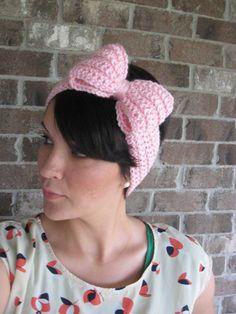 Crochet Adult Turban Headband Crochet Adult by SMartPotter