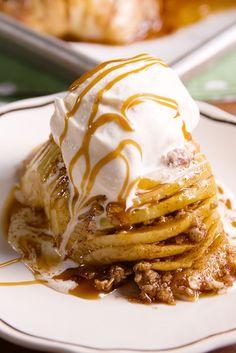 Best Crustless Apple Pies Recipe - How to Make Crustless Apple Pies                                                                                                                                                                                 More
