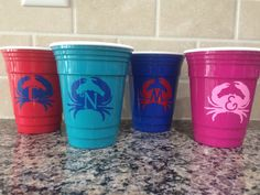 Fun cups for an awesome family:)