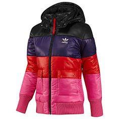 chaqueta mujer adidas colores