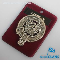Lindsay Clan Crest B