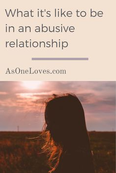 Many people don't even realize they're in an abusive relationship. This happened to Lauren. Learn more about her story and how she learned to love again.
