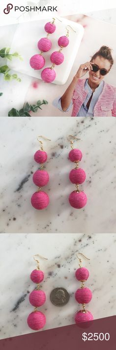 """Libby"" Earrings 
