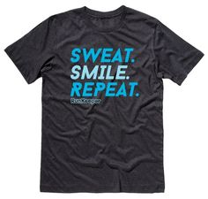 Sweat. Smile. Repeat. Challenge - RunKeeper