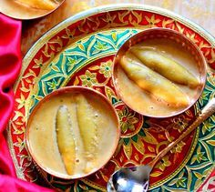 Heres a Bengali pithe recipe which is a rice dumpling filled with coconut and palm jaggery filling cooked in milk. Recipe by Shaheen.  --> http://ift.tt/1STBLMK #Vegetarian #Recipes