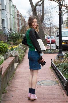1 Girl, 4 Looks: Ashley Turchins Model-Turned-Shopowner Style #Refinery29