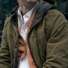 Earthkeepers Front Country Hiker Jacket by Timberland