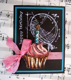 tim holtz Birthday Blueprint. I love all of these...