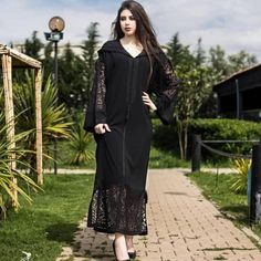 Image gallery – Page 386183736793560014 – Artofit Arab Men Fashion, Abaya Fashion, Fashion Outfits, New Abaya Style, Hijab Style, Kids Blouse Designs, Abaya Designs, Sewing Dresses For Women, African Fashion Skirts