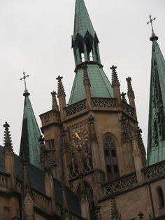 Cathedral in East Germany