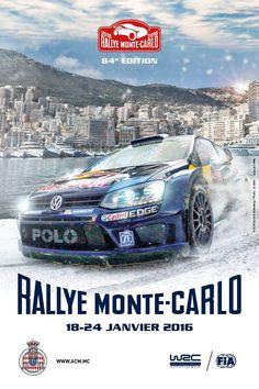 FIA World Rally Championship - Season Opening 2016! Round 1 of 14: Legendary Rallye Monte-Carlo 21-24 January 2016