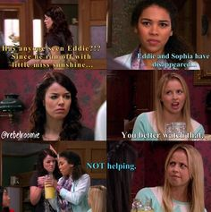 The newbie is ruining things Every Witch Way, House Of Anubis, Films, Harry Potter, Internet, Disney, Beauty, Sarcasm, Thanks