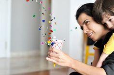 Mind Blowing super easy confetti shooters by Estéfi Machado