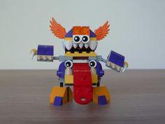 LEGO MIXELS VAKA WAKA TUNGSTER MIX or MURP? Instructions Lego 41553 Lego...