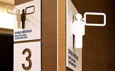 signage, zichtbaar voor meerdere perspectieven Pinned by : Idea Concept Design.nl