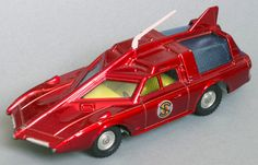 Description Dinky Toys 103 Spectrum Patrol Car-Captain Scarlet and the ... . http://www.shop-4-your-baby.com