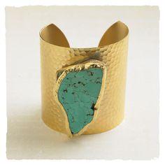 turquoise cuff - Arhaus