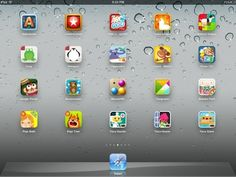 Some of the best iPad apps for 2-year-olds. A decent list even if the author is obsessed with two year olds learning the alphabet!