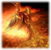 Der Phönix als Krafttier bringt das Feuer der Reinigung in Ihr Leben und kündigt Transformation an.