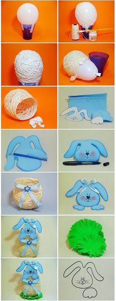 DOMÁCÍ VÝROBA: Jak si doma udělat kreativní a originální Velikonoce 7. (DIY) | Dooffy Design - World for everyone (Adobe Photoshop, Tutorials, Icons, Freebies, Fun, Dooffy Photos, Vectors and more...)