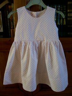 tutos couture - Tuto tunique fleurie - tuto robe à petits… - libelluledunord