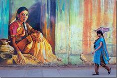 Street Art of India by Shanavas