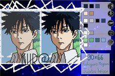Pokemon Perler Beads, Hama Beads, Graph Paper Drawings, Pixel Art Grid, Anime Pixel Art, Anime Crafts, Minecraft Pixel Art, Alpha Patterns, Anime Manga