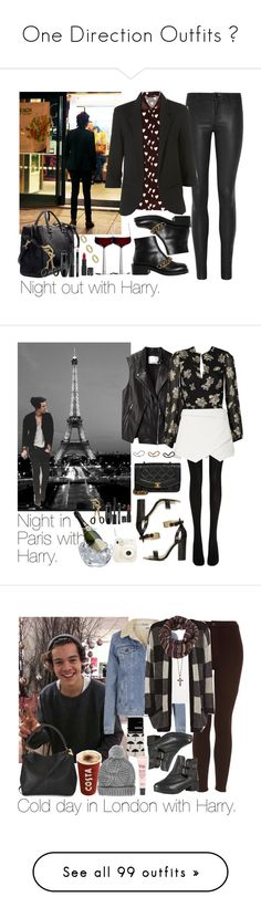 """""""One Direction Outfits ♥"""" by francesca-valentina-gagliardi ❤ liked on Polyvore featuring Vince, Burberry, Givenchy, Topshop, Zara, NARS Cosmetics, Sephora Collection, iittala, 3.1 Phillip Lim and Wolford"""