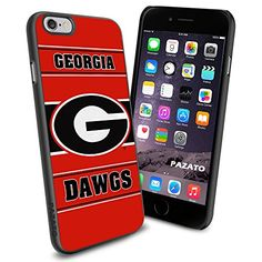 "Georgia Bulldogs iPhone 6 4.7"" Case Cover Protector for iPhone 6 TPU Rubber Case SHUMMA http://www.amazon.com/dp/B00T2JVPHM/ref=cm_sw_r_pi_dp_MM2mvb059BTX2"