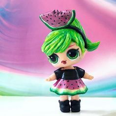 Get ready to meet the berry cute members of the Forbidden Fruit Club: This is Melony. She is super unique & has her own way of doing things. Some would say she is one in a melon. Im releasing a few each day so make sure you keep an eye out!