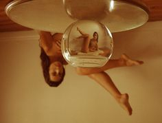 nevver: Living in a fishbowl, Dana Trippe Recent series on C-Heads Magazine