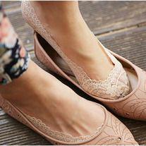 Lace No-Slip Silicon Shoe Grips