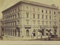 1880-as évek, Váci körút (Bajcsy-Zsilinszky út), 4. (1950-től 5.) kerület Tarot, Louvre, Building, Travel, Viajes, Buildings, Trips, Traveling, Tourism