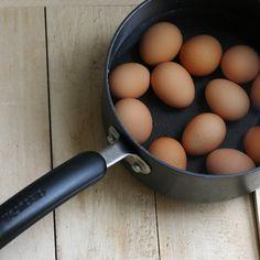 Truco de cocina para saber si un huevo está cocido