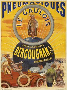 1910 C BERGOUGNAN CLERMONT FERRAND