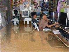 Flood in Philippines 2