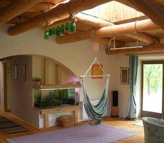 attach aerial silks/aerial hoop