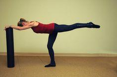 Barre Workouts... I miss dance.
