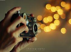 Heart-touching bokeh photography