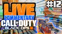 VMP BACK AT IT AGAIN! - CoD Bo3 | Live Commentary [012] - Black Ops 3